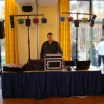 Der Technikaufbau bei DJ Daniel