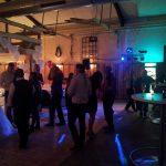 Tanzstimmung bei der Hochzeitsfeier